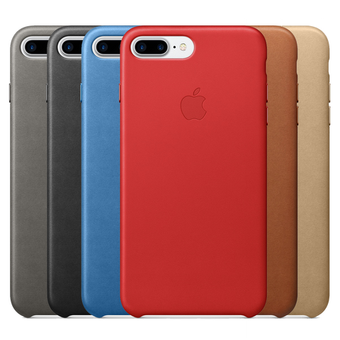 Apple iPhone 7 & 7 Plus Leather Case