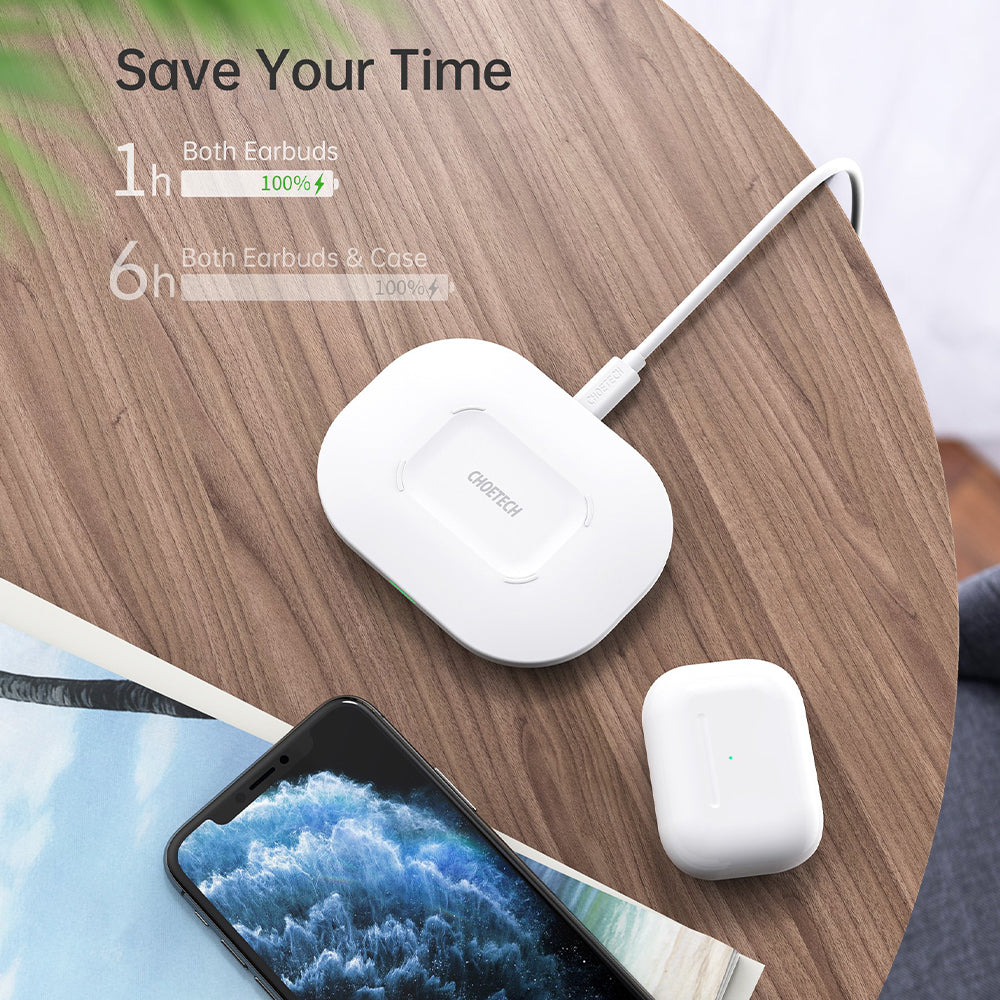 15W Fast Wireless Charging Pad
