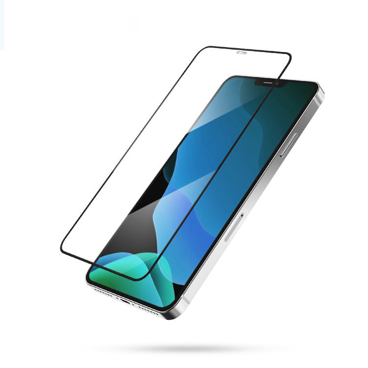 MOCOLL 2nd Gen 2.5D Tempered Glass Matte Screen Protector for iPhone 12