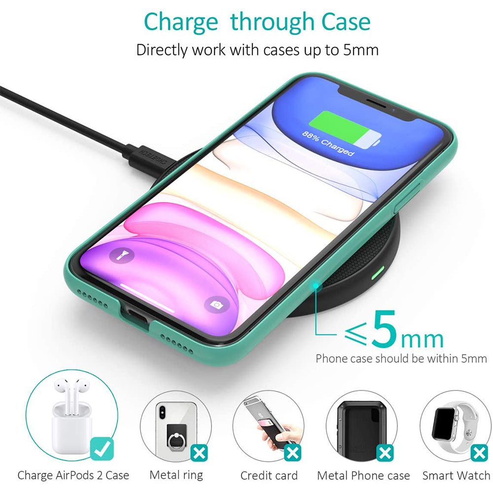 15W Fast Wireless Charger
