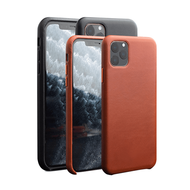 Voltek Leather Cases for iPhone 11 & 11 Pro - Add-on™ Store