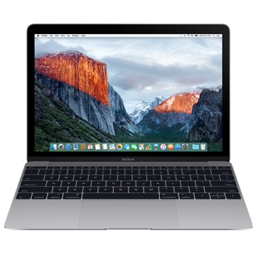 "MacBook 12"" Retina Display (Early 2016) - Add-on™ Store"