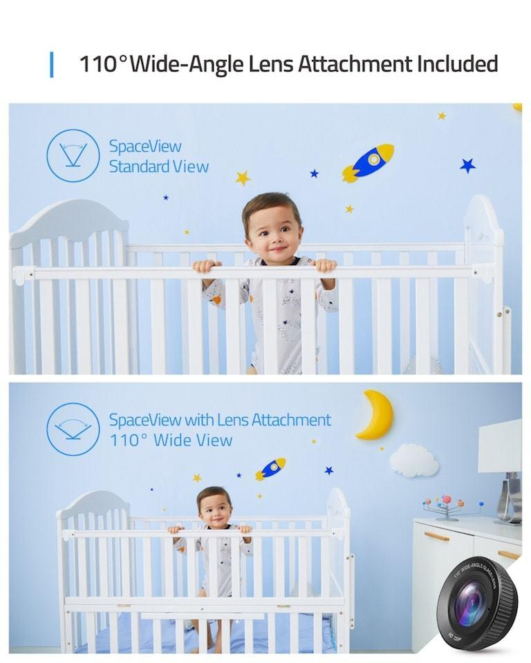 Anker Eufy SpaceView Baby Monitor - Add-on™ Store