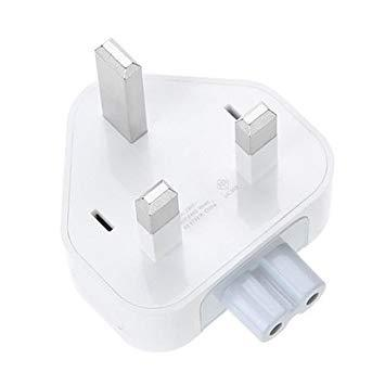 Apple 3-Pin UK Adapter - Add-on™ Store