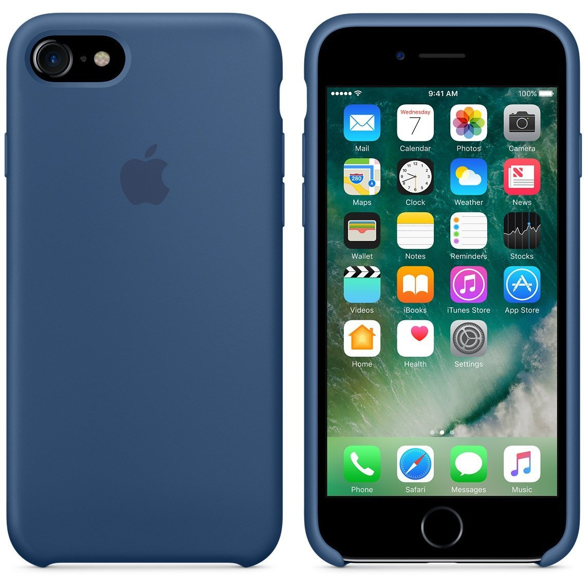 Apple iPhone 7 & 7 Plus Silicone Case - Add-on™ Store