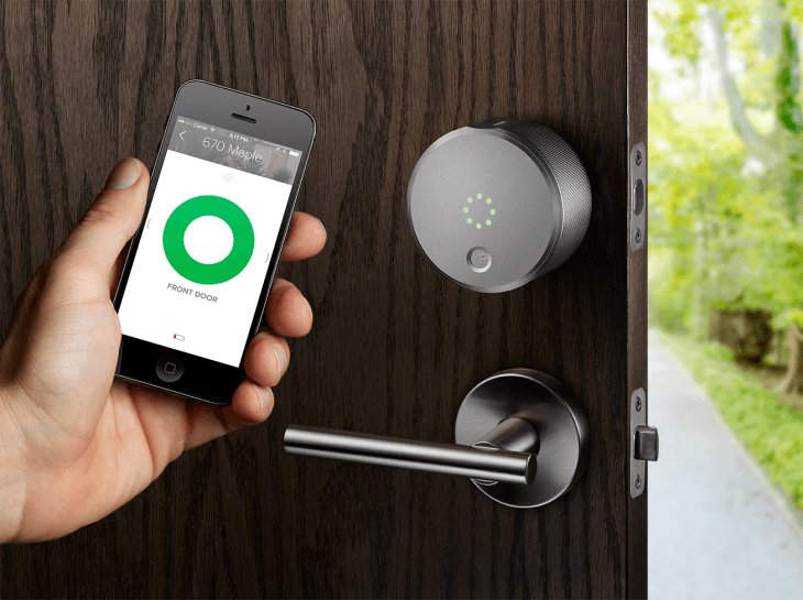 August Smart Lock Pro + Connect - Add-on™ Store