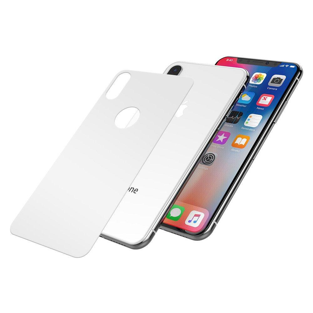 JCPAL Back Protections Glass for iPhone X/XS - Add-on™ Store