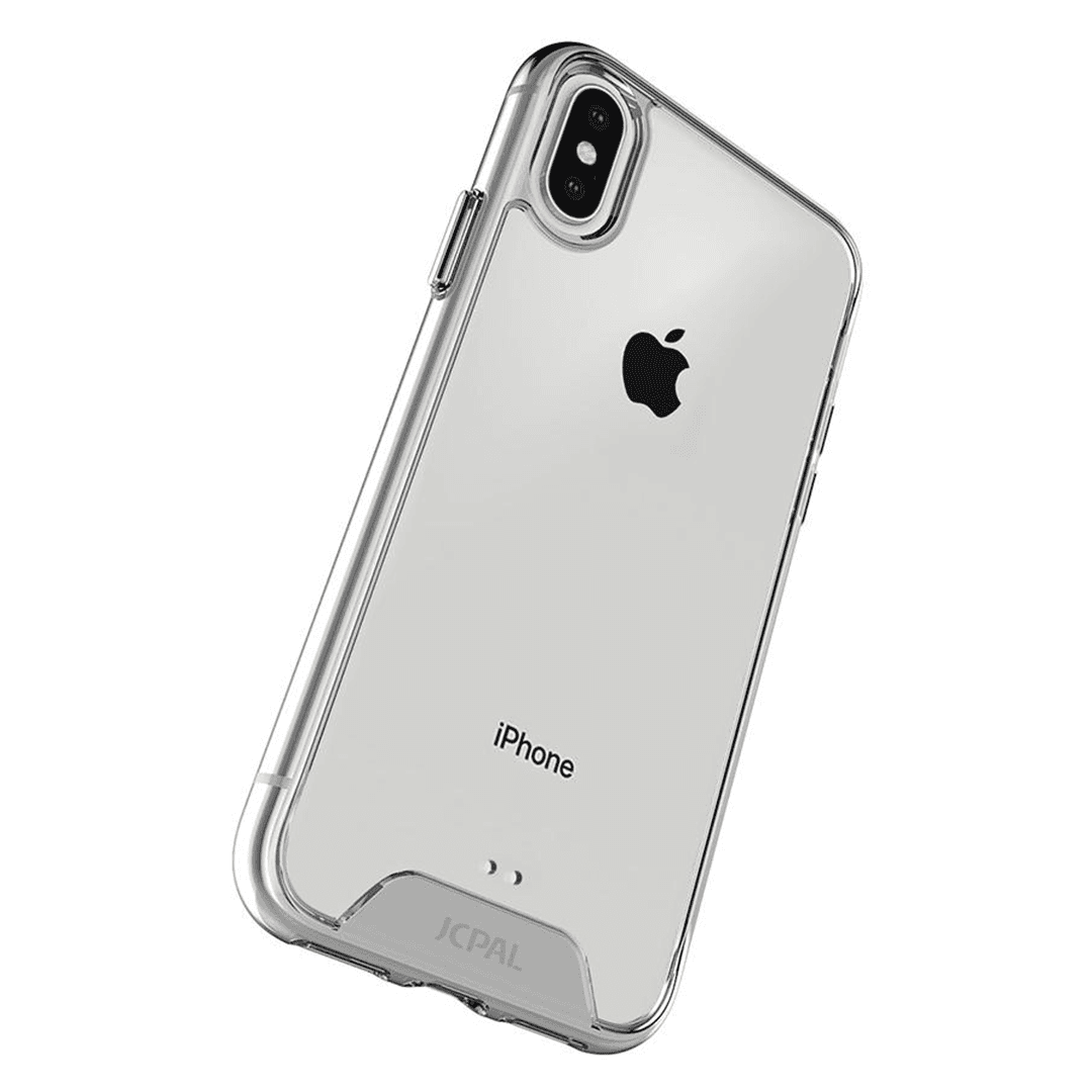 JCPAL Casense DualPro Clear Case for iPhone XR, XS & XS Max - Add-on™ Store