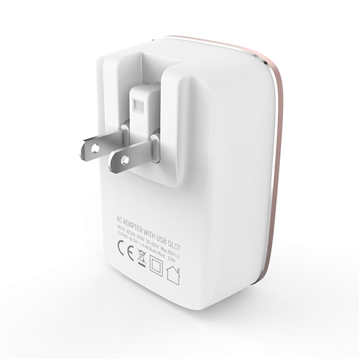 LDNIO Intelligent 4 Ports USB Wall Charger with AI - Add-on™ Store