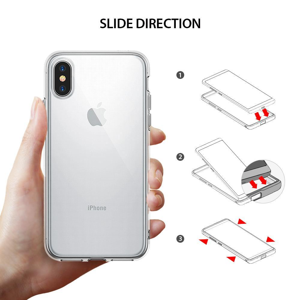 Ringke™ AIR for iPhone X - Add-on™ Store