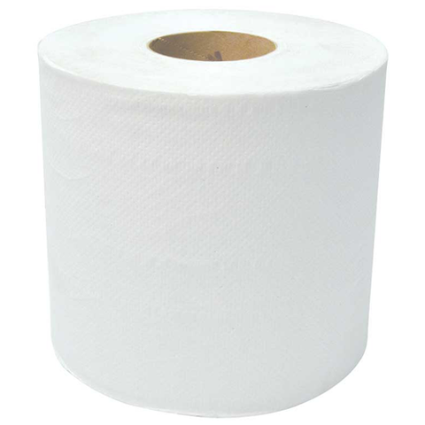 DURA PLUS center pull hand towels 2 ply white #660
