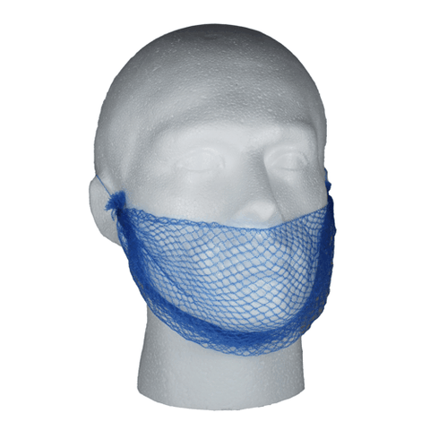 Metal Detectable Beard Snood PK/36