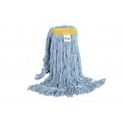 Cotton Pro Super Looped Mop Blue