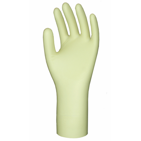 Latex Canners Reusable Glove 16mil BG/12Prs
