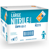 **SALE ! Reg Price: $158.00** Nitrile Disposable Glove 3mil CS/200x10