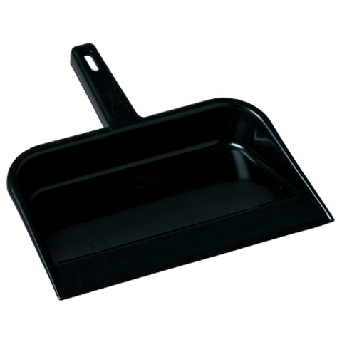 "Marino Dust Pan 12"" Black"
