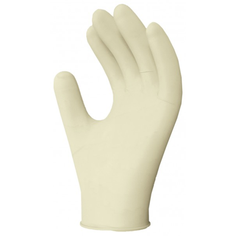 Latex LE2 Glove 4mil  CS/100x10