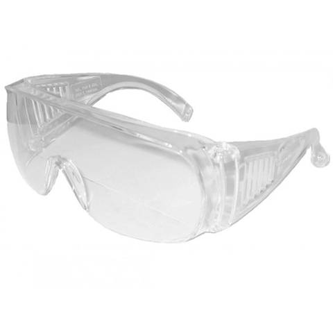Visitor Safety Glasses Clr Lens Side Shield