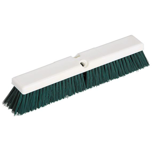 Marino Foodservice Push Broom 18""
