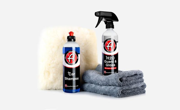 Adam's Wash & Protect Kit