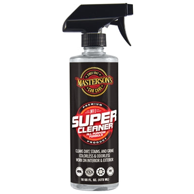 Masterson's SUPER CLEANER ALL PURPOSE FORMULA