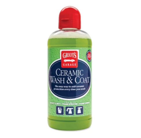 Griot's Garage Ceramic Wash & Coat 48oz