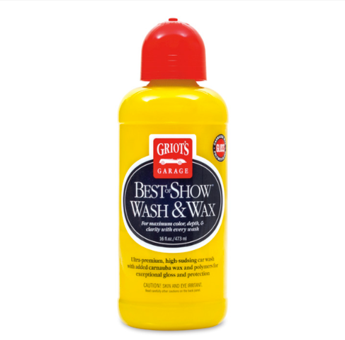 Griots Best of Show® Wash & Wax