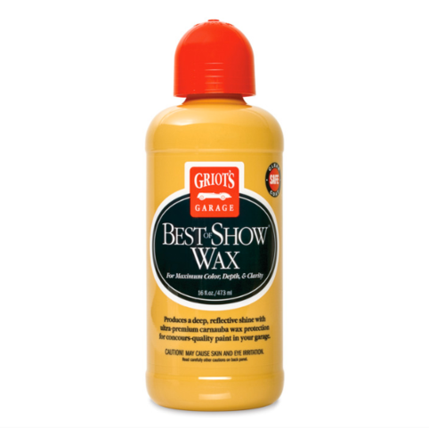 Griots Best of Show® Wax