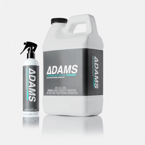 Adam's Ceramic Waterless