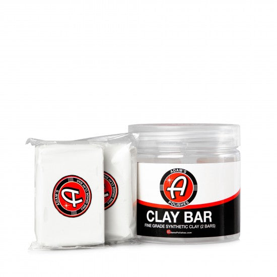 Adam's NEW Fine Grade Clay Bar - 200 Grams