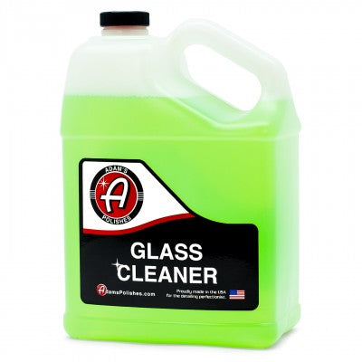 Adam's New Glass Cleaner