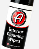Adam's Interior Cleaning Wipes