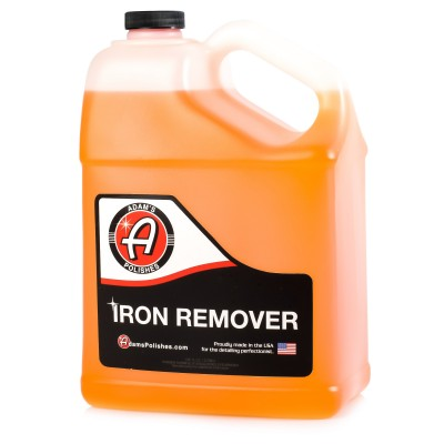 Adam's New Iron Remover 2.0