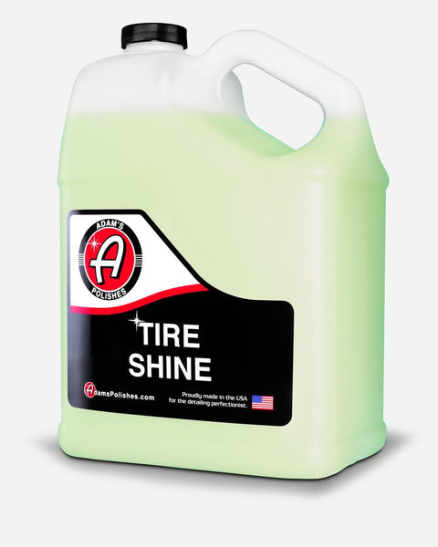 Adam's New SIO2 Tire Shine