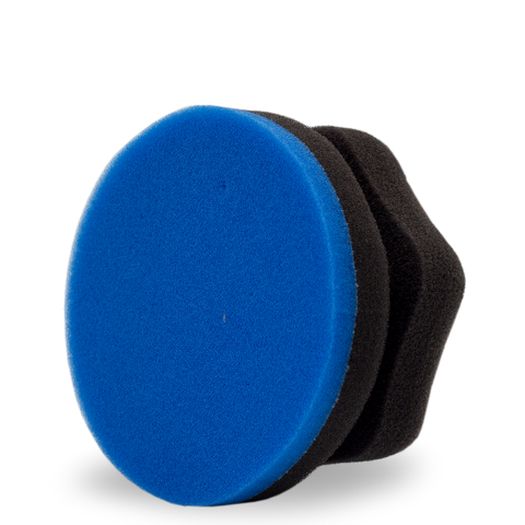 Adam's blue Hex-Grip Hand Polish Applicator