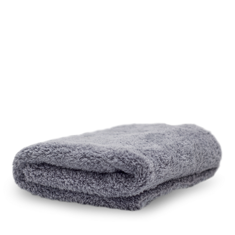 Adam's Borderless Gray Towel