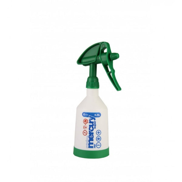 Kwazar Mercury 0.5 litre Double-Action Trigger Spray Green