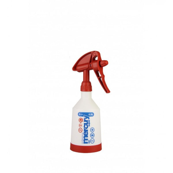 Kwazar Mercury 0.5 litre Double-Action Trigger Spray Red
