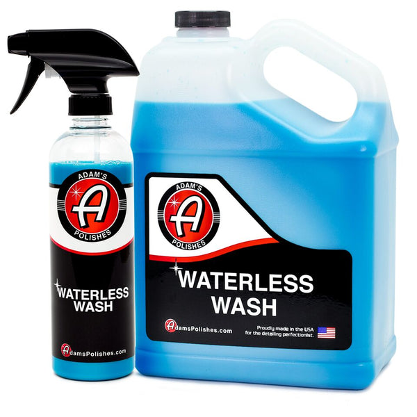 Adam's NEW Waterless Wash