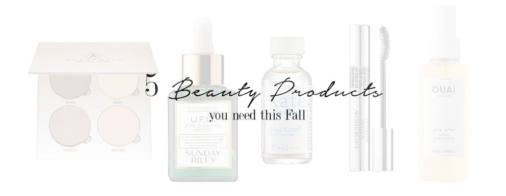 Our Beauty Essentials