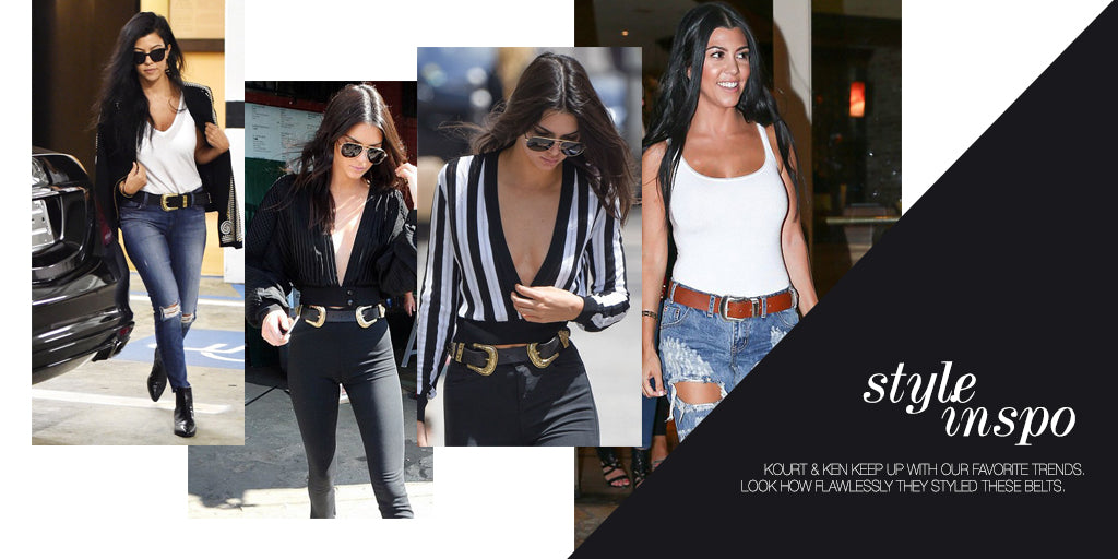 How to Style Belts for Fall 101