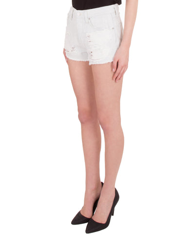 Parker Hi Rise Denim Shorts