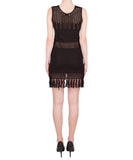 Spear Knit Dress