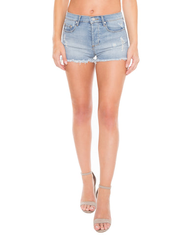 Poppy High Rise Short
