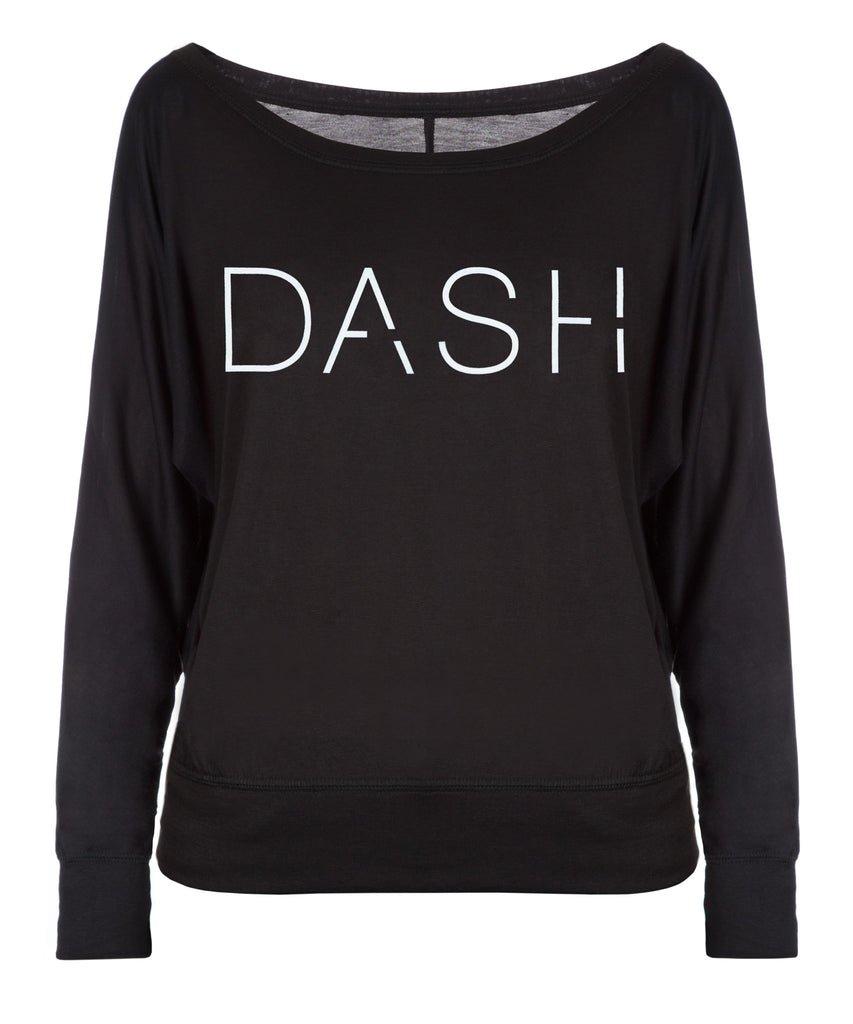 DASH Dolman Long Sleeve Tee
