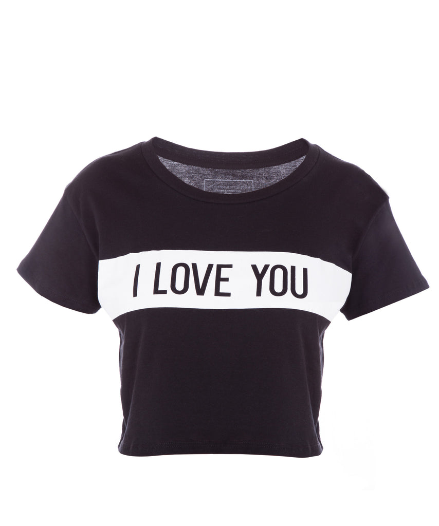 Lovers + Friends I Love You For Now Tee