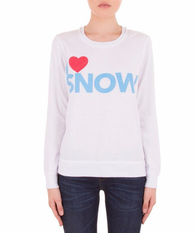 I Heart Snow Long Sleeve