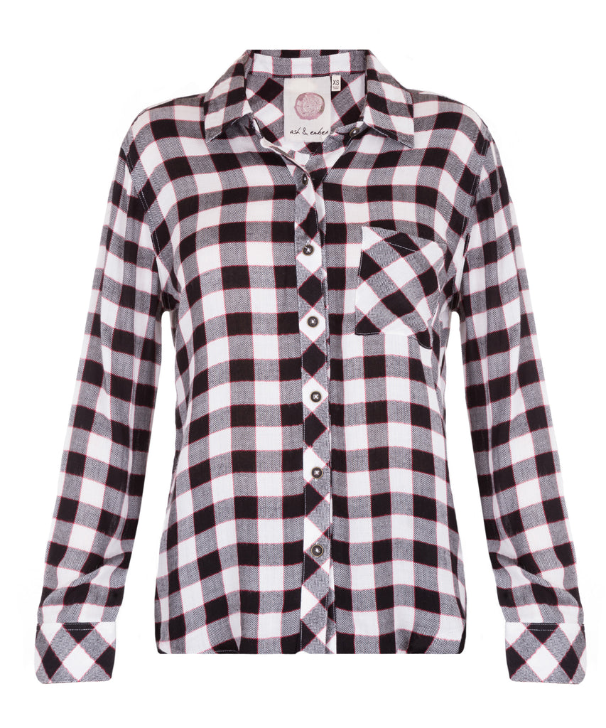 Ash & Ember Belmont Button Up