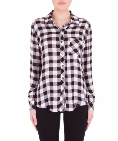 Belmont Button Up