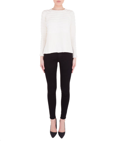 Natalie Silk Sweater